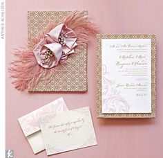 love this invitation...maybe i'll add blush to my color palette?