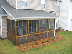 small front porch ideas | ... porch plan, you'll be able to Building a porch will likely require a