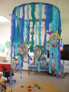 - Existen algo mejor que us antes ymca después para buscar. Thema Hawaii, Office Birthday Decorations, Preschool Crafts, Crafts For Kids, Under The Sea Decorations, Toddler Art Projects, Under The Sea Theme, Sea Crafts, Vacation Bible School