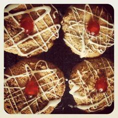Bakewell Cookies