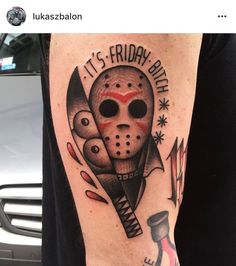 Leg Tattoos, Cool Tattoos, Awesome Tattoos, Traditional Tattoo Old School, Tattoo Sketches, Skull, Tattoo Ideas, Google, Image