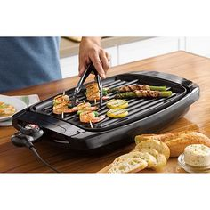 Food Network™ Reversible Grill and Griddle - Kohl's