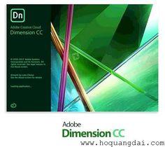 Adobe Dimension CC 2018 v1.0.1.0 + Hướng dẫn cài đặt https://hoquangdai.com/adobe-dimension-cc-2018.html