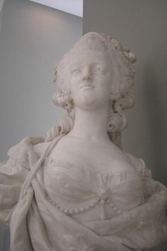 Marie Antoinette by Louis-Simon Boizot Versailles, Louis Xvi, French History, Art History, Mary Robinson, French Royalty, Maria Theresa, Renaissance Era, French Revolution