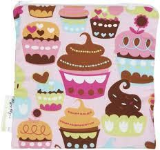 Itzy Ritzy - Reusable Snack & Sandwich Bag (CLICK FOR MORE OPTIONS)