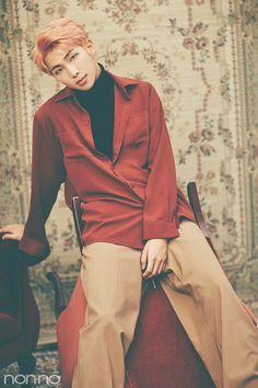 RM ❤ BTS X non-no~! #BTS #방탄소년단