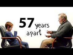 A 64-Year-Old And A 7-Year-Old Give Each Other Life Advice In This Endearing Video. – Dusty Old Thing