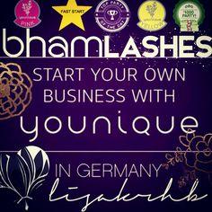 Younique & Germany are a great fit. Erfahren Sie mehr über Younique auf  https://www.youniqueproducts.com/bhamlashes bhamlashes@gmail.com #racetostart #germany #bhamlashes #getpaid.de #Erstaunliche #racetostart #Stellenangebot #Karriere #Auftrag #pink #yellow #party #business #fast #start #lisakrhb #lisakathleenraines #bhamlashes