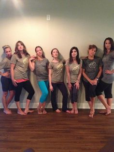 The Adkins Pilates instructors' spoof of 'Bridesmaids'!