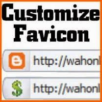 new post about how to change favicon in blogger