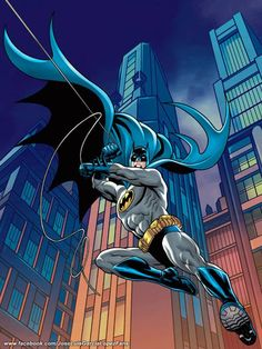 Classic Caped Crusader by Jose Luis Garcia-Lopez
