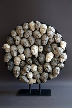 Sculptures | Sandrine Bouleau Sculptures Céramiques, Art Sculpture, 3d Fantasy, English Artists, Installation Art, Ceramic Art, Art Forms, Art Inspo, New Art
