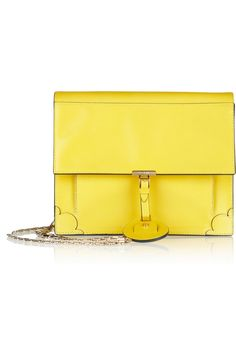 Give me sun! Jason Wu | Jourdan textured-leather shoulder bag | NET-A-PORTER.COM