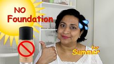 Summer Makeup Look without using Foundation | No Foundation Look | PalsL...