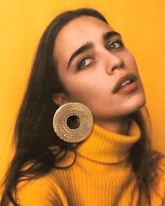 STVDIO BROOKLYN Sterling Colette Earrings