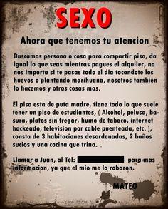 El Mundo De Los Borrachos [Humor] by Nelson Pereira: ! El Piso Ideal Para Un Juerguista !