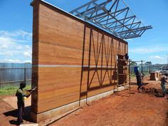 Renzo Piano's Paediatric Surgery Centre for Emergency in Uganda