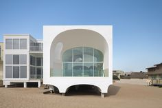 Vault House in California by Johnston Marklee | Yellowtrace