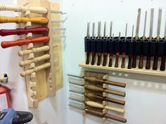 Plastic Lathe Projects | Lathe chisel holders