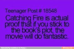 Love the books and the movies