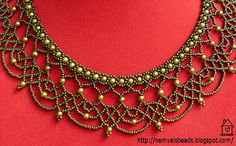 If you click through to the website, there are some other absolutely beautiful necklaces. kt