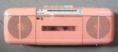 80's Tape Cassette Player