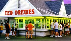 Ted Drewes - If ever you are in St. Louis you must try Ted Drewes Frozen Custard.