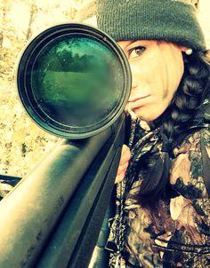 Hunter. cool angle.