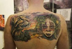 Tattoo, Fantasy