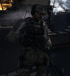 "Call of Duty: Modern Warfare 3 - ""Grinch"" - Delta Force"