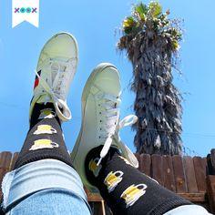 Es momento de relajarte con tus XOOX favoritos Nike Cortez, Adidas Stan Smith, Adidas Sneakers, Fashion, Socks, Outfit, Moda, Fashion Styles, Fashion Illustrations
