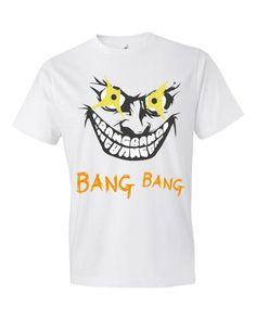 Overwatch Junkrat Bang Bang - White Short sleeve t-shirt
