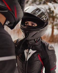 Horror Photography, Photography Movies, Romantic Couples Photography, Couple Photography, Biker Couple, Motorcycle Couple, Biker Love, Biker Girl, Enduro Motocross