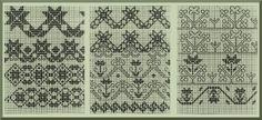 Dibujos, artículos, etc. de bordado de Lagartera