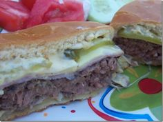 I've made this many times. It's the best burger I've ever made! Bobby Flay's Cuban Burger