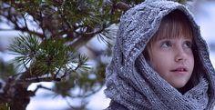 Kind, Meisje, De Winter, Sneeuw, Gezicht