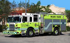 Miami-Dade Fire Rescue<br /> West Miami<br /> Engine 40<br /> 2008 Pierce ArrowXT PUC 1500/750<br /> Photo by: Alex M. Poitevien Jr.