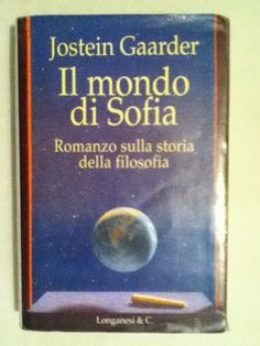 BookWorm & BarFly: Il mondo di Sofia - Jostein Gaarder (1991)