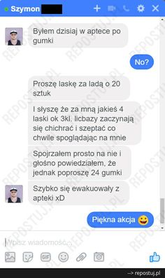Best Memes, Dankest Memes, Jokes, Funny Sms, Wtf Funny, Polish Memes, Reaction Pictures, True Stories, Sentences