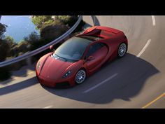 2012 GTA Spano - Red
