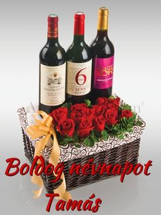 Boldog névnapot Tamás! - Megaport Media Beer Bouquet, Man Bouquet, Chinese Party, Share Pictures, Animated Gifs, Scrapbook Generation, Name Day, Wedding Pinterest, Romantic Dinners