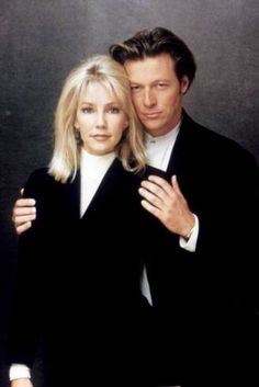 Amanda & Peter (Melrose Place)