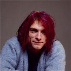 Kurt with Red Hair