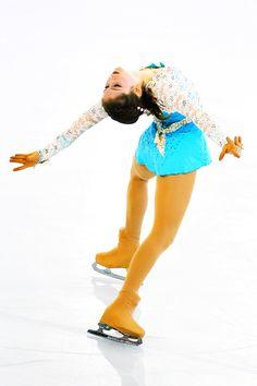 By far my favorite program skated. Keep on skating, Yulia!!