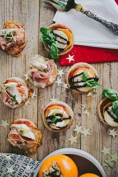 Hannan soppa: Minipizzat kaurapohjalla