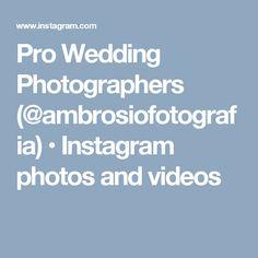 Pro Wedding Photographers (@ambrosiofotografia) • Instagram photos and videos