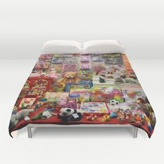 Inner child Duvet Cover by mioeyfjord Inner Child, Duvet Covers, Store, Children, Bed, Furniture, Home Decor, Young Children, Tent