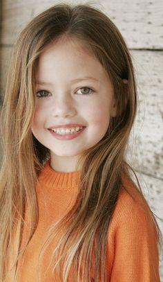 Young Cosette- Mackenzie Foy