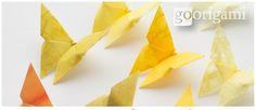 Eu AMO origami. De todos os tipos, jeitos e cores. Achei esse aqui muito bonito e fácil de fazer. É do site GoOrigami, e lá tem vários tutoriais ensinando passo a passo diversos tipos de origamis …