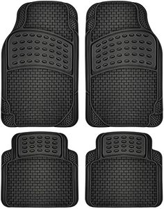 287d96ca81b Awesome Amazing Car Floor Mats for All Weather Rubber Set Semi Custom Fit  Heavy Duty Black 2017 2018